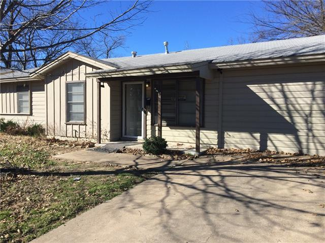 Photo of 819 Milam Drive  Euless  TX