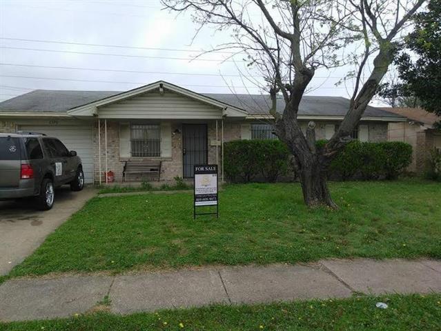 Photo of 6320 Cinnamon Oaks Drive  Dallas  TX