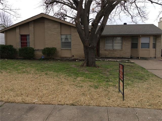 Photo of 2704 Rosewood Drive  Mesquite  TX