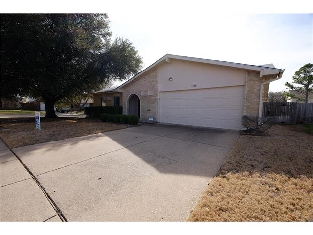 Photo of 1518 Bandera Drive  Arlington  TX