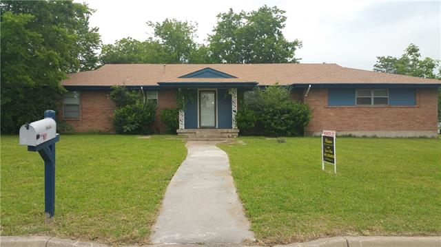 Photo of 2500 Beverly Drive  Greenville  TX