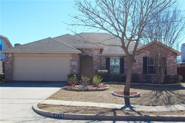 Photo of 2714 Gold Hill Drive  Wylie  TX