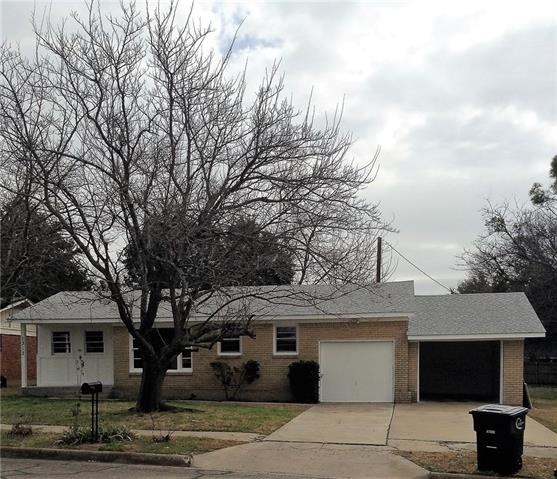 Photo of 1313 Manor Drive  Cleburne  TX