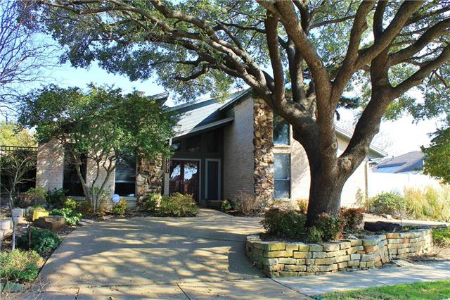 Photo of 1231 Whispering Oaks Lane  Richardson  TX
