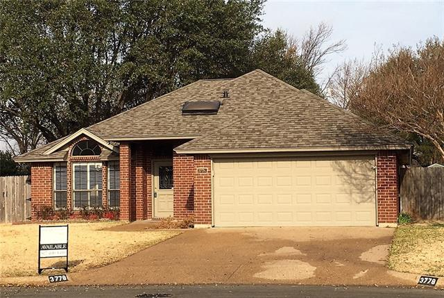 Photo of 3778 Ashley Court  Fort Worth  TX