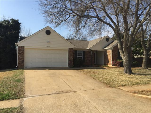 Photo of 2612 Forestview Drive  Corinth  TX
