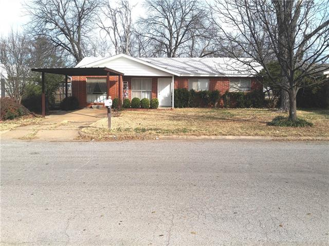 Photo of 1803 SE 21st Street  Mineral Wells  TX