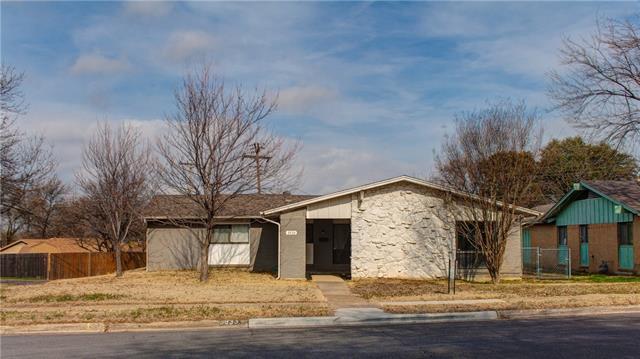 Photo of 3533 Bob O Link Drive  Irving  TX