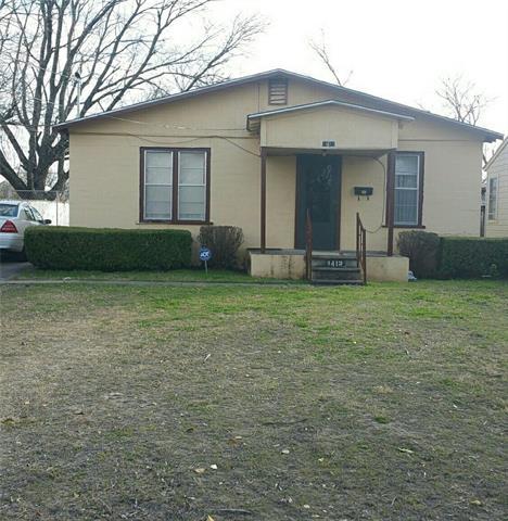 Photo of 1412 Garza Avenue  Dallas  TX