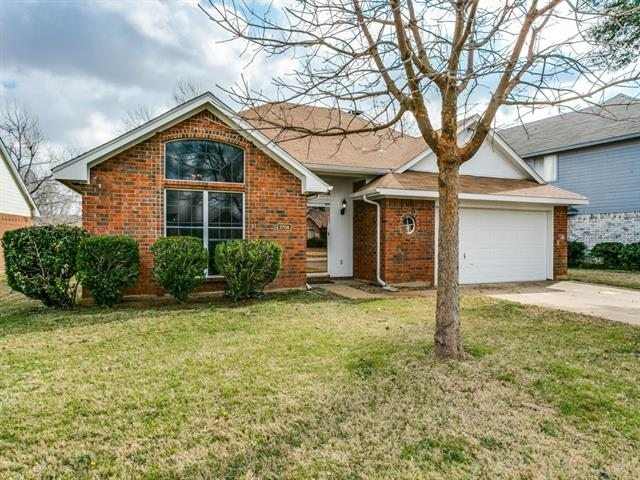 Photo of 2708 Scrimshire Court  Euless  TX