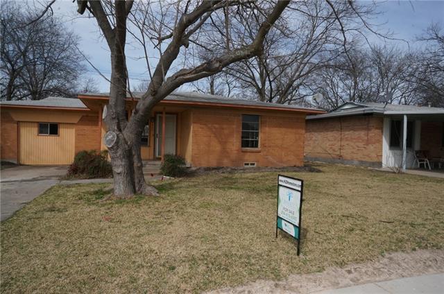 Photo of 1307 Richard Street  Mesquite  TX
