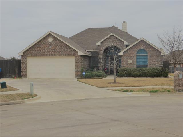 Photo of 811 Huddleston Court  Seagoville  TX