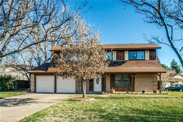 Photo of 4216 Tynes Circle  Garland  TX