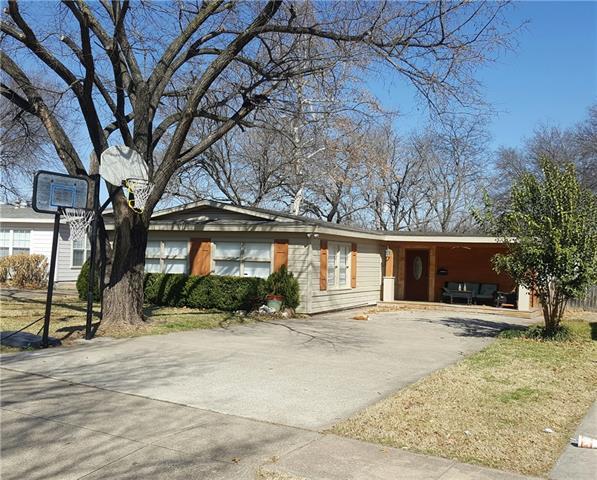Photo of 5005 Voncille Street  Haltom City  TX
