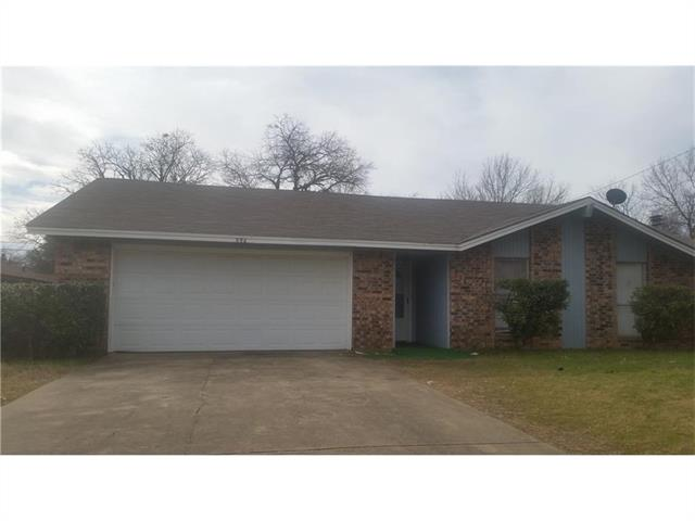 Photo of 334 Softwood Drive  Duncanville  TX