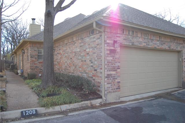Photo of 1206 Woodland Park Drive  Hurst  TX