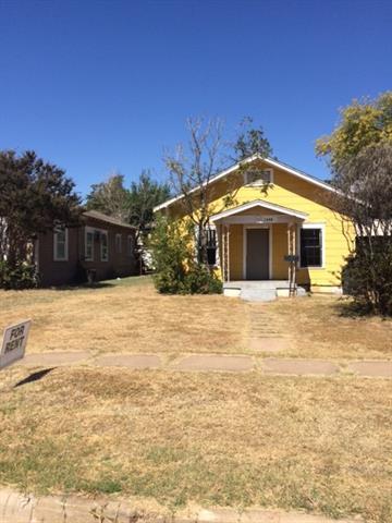 Photo of 1638 Elizabeth Avenue  Wichita Falls  TX