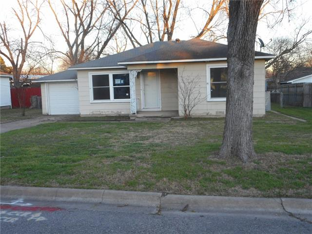 Photo of 4103 Gordon Street  Greenville  TX