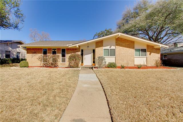 Photo of 736 Brentwood Lane  Richardson  TX