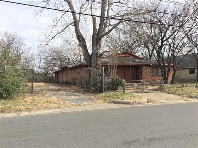 Photo of 2109 Dillard Street  Fort Worth  TX