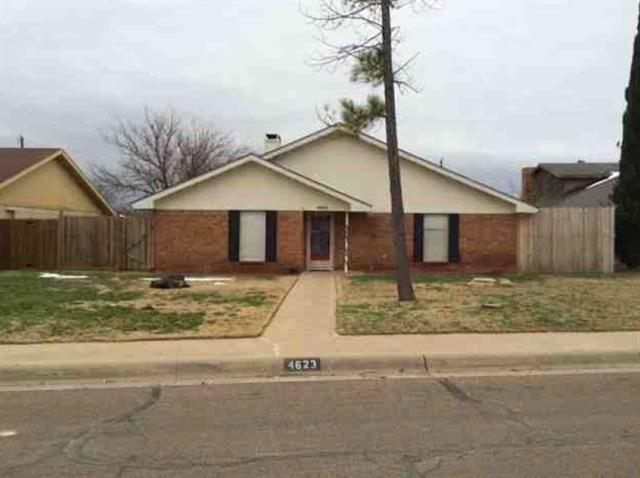 Photo of 4623 Pleasant Drive  Midland  TX