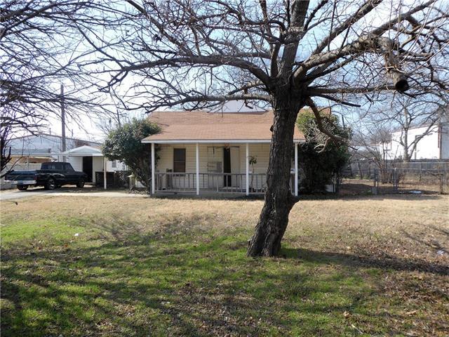 Photo of 3309 Earle Drive  Haltom City  TX