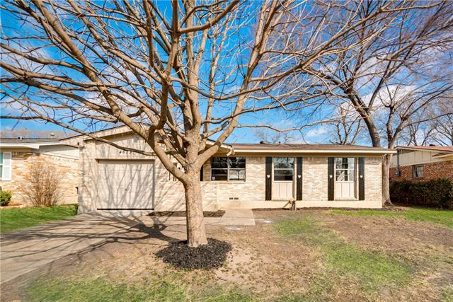 Photo of 4613 Cornell Drive  Garland  TX