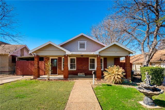 Photo of 929 S Rosemont Avenue  Dallas  TX