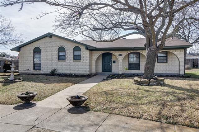 Photo of 1602 Hastings Drive  Garland  TX