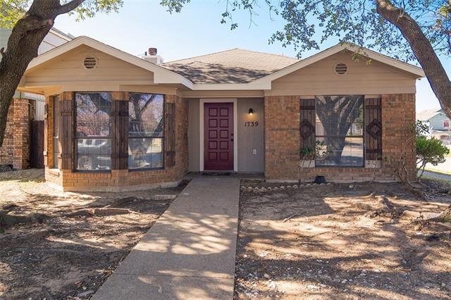 Photo of 1739 Leroy Road  Dallas  TX