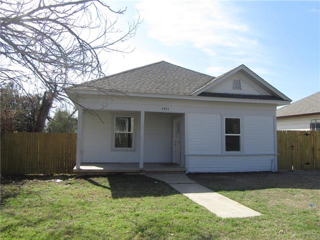 Photo of 2423 NW 27th Street  Fort Worth  TX