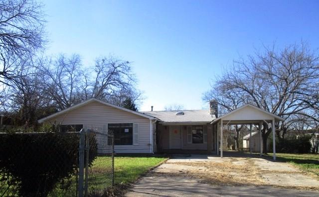 Photo of 809 N Wood Street  Denton  TX
