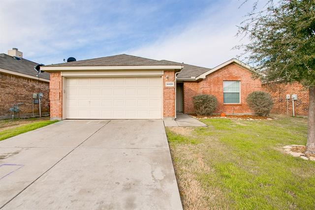 Photo of 14405 Artesia Court  Fort Worth  TX