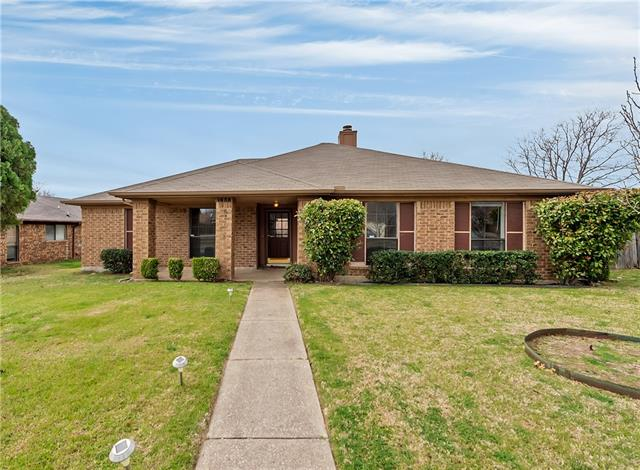 Photo of 1638 Sunswept Terrace  Lewisville  TX