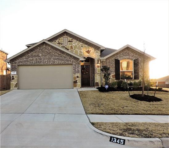 1345 Wysteria Ln, Burleson, TX 76028
