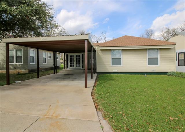 Photo of 4002 Curzon Avenue  Fort Worth  TX