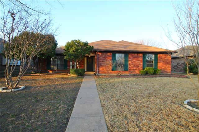 Photo of 1529 Sunswept Terrace  Lewisville  TX
