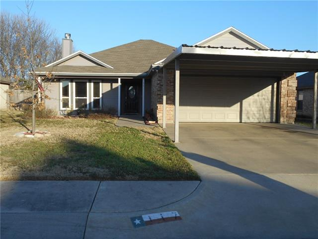Photo of 117 Troxell Boulevard  Rhome  TX