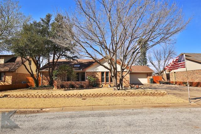 Photo of 918 EVERGREEN Street  Abilene  TX