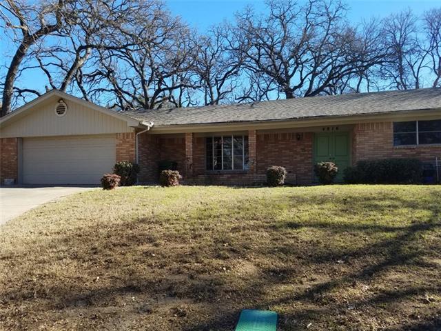 Photo of 4816 Weyland Drive  North Richland Hills  TX