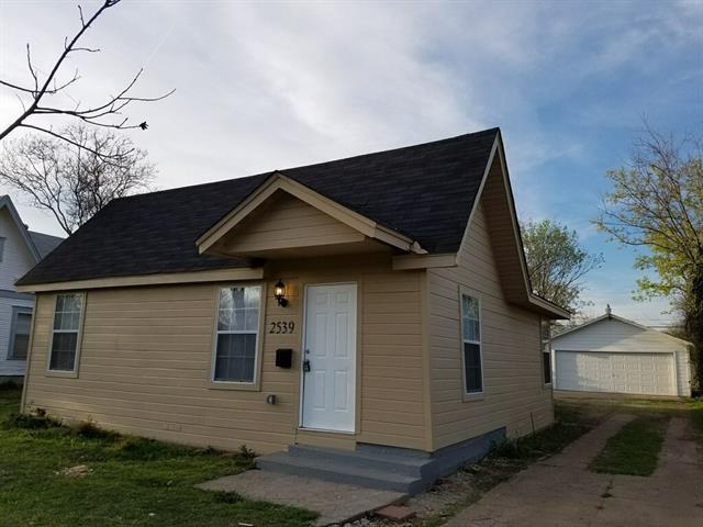 Photo of 2539 Sharon Street  Dallas  TX