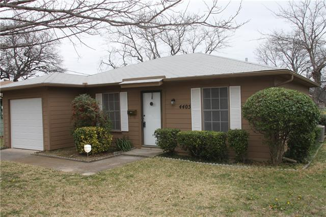 Photo of 4405 Fossil Drive  Fort Worth  TX