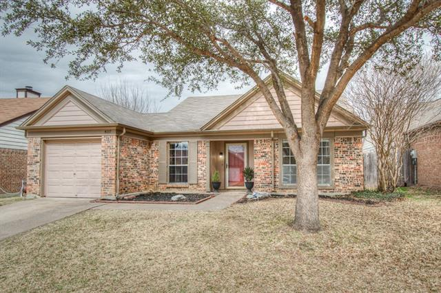 Photo of 4017 River Birch Road  Fort Worth  TX