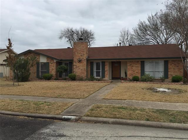 Photo of 4110 Osage Drive  Rowlett  TX