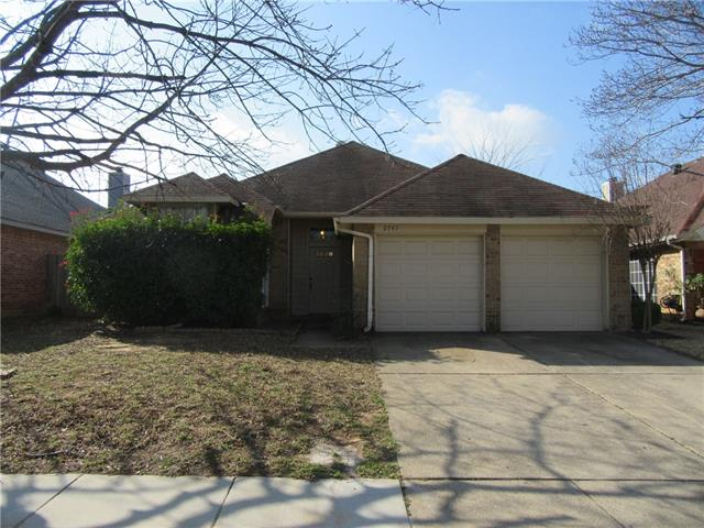 Photo of 2741 Salado Trail  Fort Worth  TX