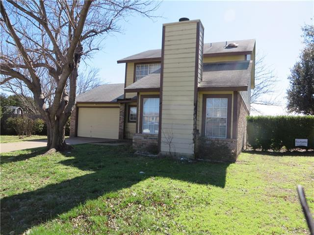 Photo of 1400 Thackery Drive  Arlington  TX