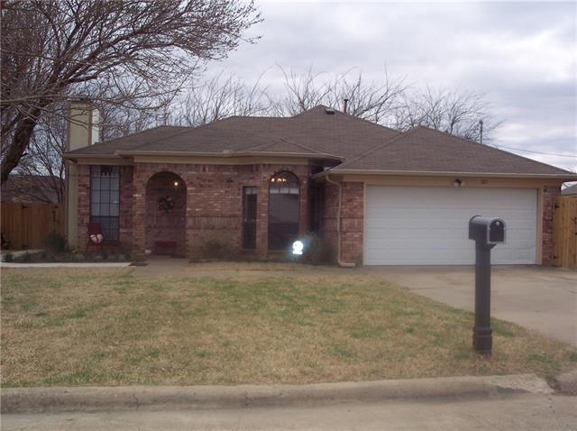 Photo of 305 Shirley Drive  Alvarado  TX
