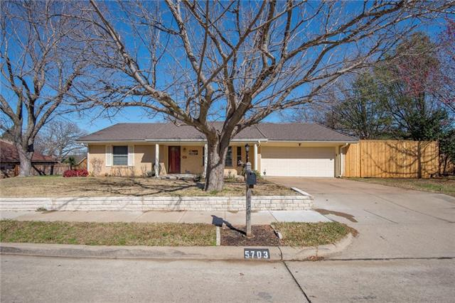 Photo of 5703 Waterview Drive  Arlington  TX