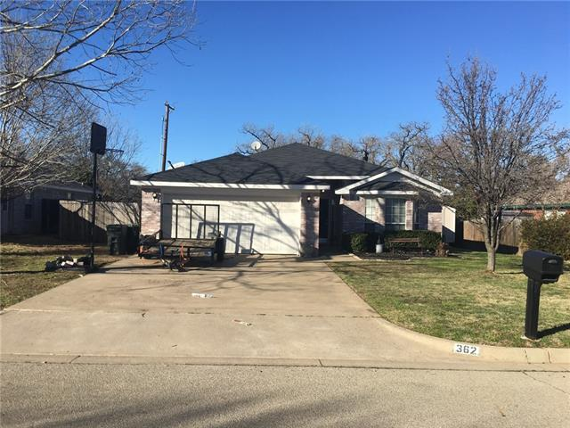 Photo of 362 Dalhart Drive  Weatherford  TX