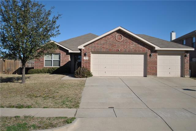 Photo of 1613 Withers Way  Krum  TX